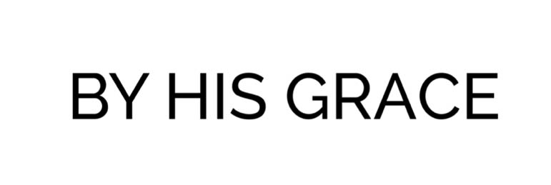 By His Grace logo